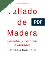 Carpinteria - Artesania - Tallado De Madera