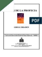 Poder de La Profecia - Gregg Braden