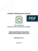 Modul Kewargaan Digital