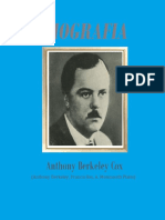 Anthony Berkeley Cox(Anthony Berkeley, Francis Iles, A. Monmouth Platts)