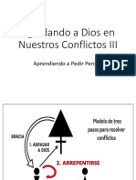 Agradando a Dios en Nuestra conflictos III