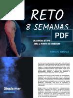RETO 8 SEMANAS