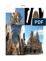 Linea de Tiempo (Gotico-renacimiento-mañerismo-barroco) (1)