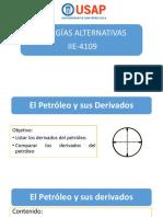 El petroleo y sus derivados _
