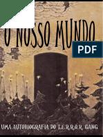 LIVRO - O NOSSO MUNDO