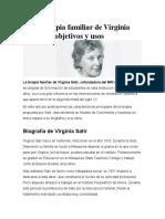 4 lectura La terapia familiar de Virginia Satir