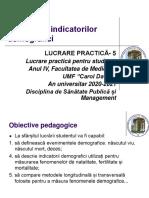 LP 5 AN IV 2020-2021