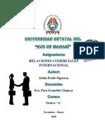 Jostin Prado.consulta-Analisis .Relaciones Internacionales