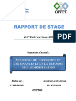 Rapport de Stage Ilyass Nasser Tsge 201