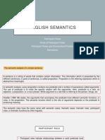 English semantics pert 12