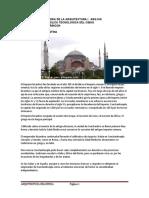 Apuntes de Historia de La Arquitectura i Arq Bizantina