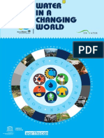 2009 - UNESCO - Water in a Changing World - Full Report