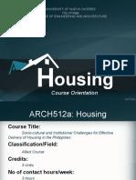 Course Orientation (2)