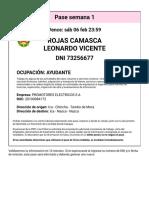 Leonardo laboral