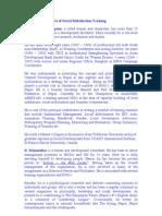 About Facilitators and Training Organization
