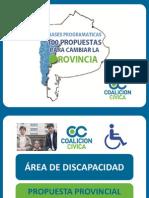 Discapacidad 100propuestas.com.ar
