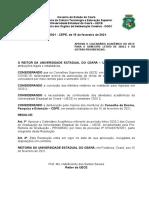 CALENDÁRIO 2020.2