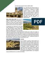 DESARROLLO DE LA ARQUITECTURA EN LOS VALLES DE OAXACA