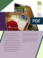 Hbo-masteropleiding SEN, (Speciaal) Basisonderwijs en Voor- en Vroegschoolse Educatie