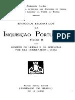 António Baião Episodios Dramaticos (2)