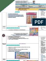 6TOS GRADOS  B PLANIFICACIÓN SEMANA No 21 FASE DE REFUERZO AREAS DE ESTUDIO