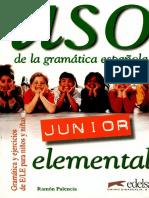 Palencia r Uso Junior Elemental