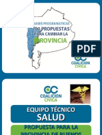 Salud 100propuestas.com.ar