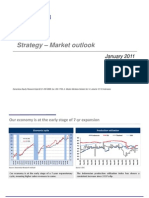 Strategy - Market Outlook 2011 - Equity Research - Jan 2011
