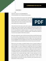 COMUNIQUE-SE M1A2 AULA PDF