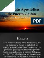 Vicariato Apostólico de Puerto Gaitán