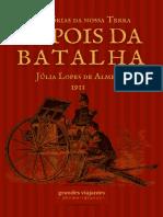 Depois da Batalha, Júlia Lopes de Almeida