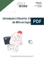 BixoSP-Filosofia-Introducao-Mito-Logos-16-05-2017-9e6b98a42f988973647f782698a09a98