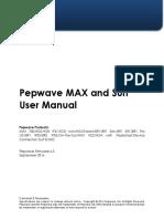 Pepwave Max Surf v6.3.3 User Manual
