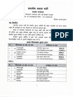 PRESS Assam--list of BJP Candidate for General Election to the Legislative Assembly 2021 as on 05.03.2021 Phase-wise