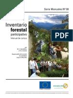 Inventario Forestal Participativo
