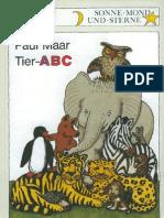 Maar, Paul - Tier-ABC