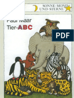 Maar, Paul - Tier-ABC