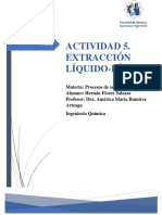 Extracción liq-gas