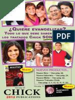 2012 Catalogo en Espanol