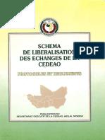 Compendium textes CEDEAO sur SLE