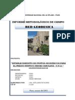 Inf Ptos Geod Minas Carolina UNA