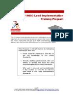 ISO14000[BROCHURE]