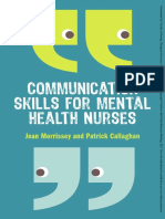 Communication Skills for Mental Health Nurses by Callaghan, Patrick Morrissey, Jean (Z-lib.org)