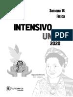 Intensivo uni cesar vallejo semana 14 FISICA 2020-2