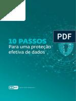 10 Passos para uma proteção efetiva de dados - ESET
