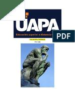FGC-104 UNIDAD I. INTRODUCCIÓN A LA FILOSOFÍA