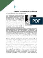 Jeremy Rifkin - O Poder é Partilhado Na Revolução Do Século XXI