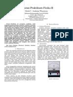 Laporan Praktikum Fisika 2 (Jembatan Wheatstone).docx