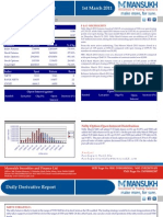 DERIVATIVE REPORT FOR 01 MAR - MANSUKH INVESTMENT AND TRADING SOLUTIONS
