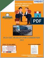 guia-comisiones-Inicio del año escolar 2021